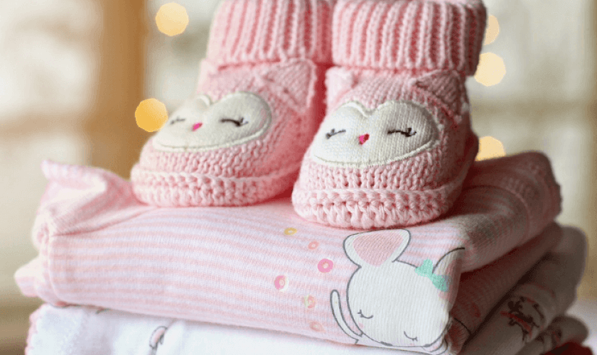 Cómo lavar la ropa del bebé ECOFROG